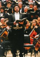 Bass Soloist in Verdi Requiem at Carnegie Hall